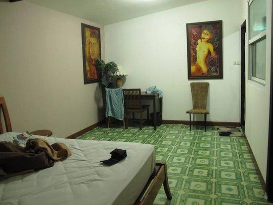 Tony's Place : la chambre