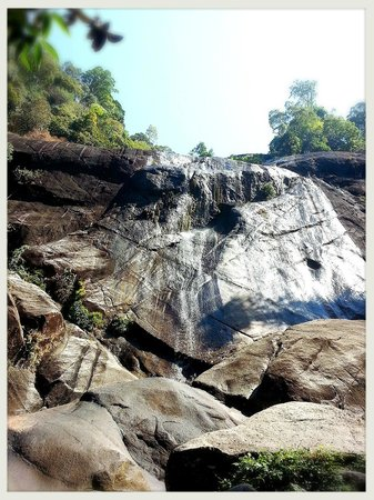 Telaga Tujuh Waterfalls: Waterfall