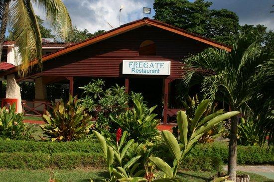 Berjaya Praslin Resort - Seychelles: espace petit dejeuner