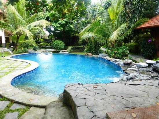 Duta Garden Hotel: Amazing pool and garden