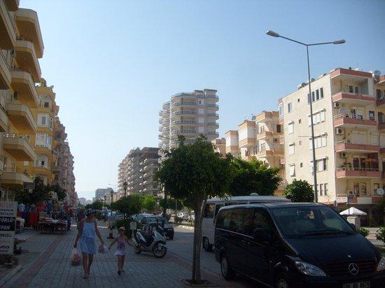 Klas Hotel Dom: Городок, где расположен отель