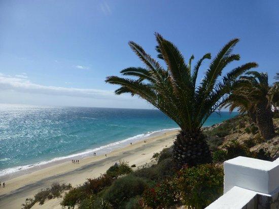 SBH Club Paraiso Playa: belle plage au pied de l'hotel