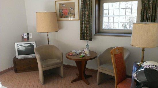 Maritim Hotel Schnitterhof: Zitje