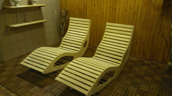Maritim Hotel Schnitterhof: Sauna