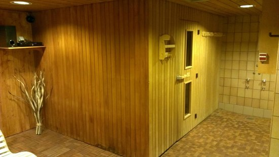 Maritim Hotel Schnitterhof: De sauna