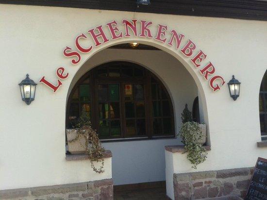 Le Schenkenberg : Palais de la choucroute.