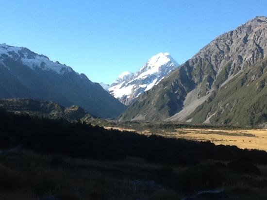 Aoraki Court Aoraki/Mt Cook Village: Mount Cook