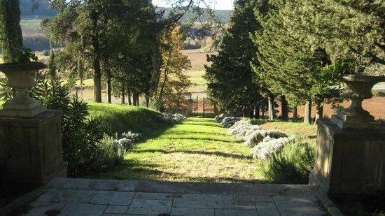 Tenuta del Fontino Family-Farm Hotel: the garden