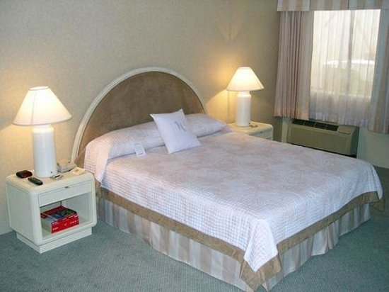 Casino at the Imperial Palace : Notre chambre