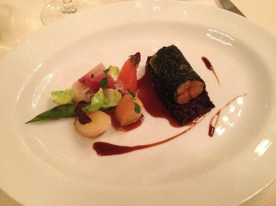 Tiara Chateau Hotel Mont Royal Chantilly : Riz de veau