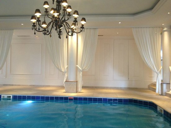 Spa - Picture of Tiara Chateau Hotel Mont Royal Chantilly, La ...