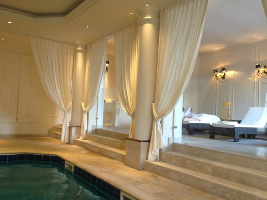 Spa - Photo de Tiara Chateau Hotel Mont Royal Chantilly, La ...