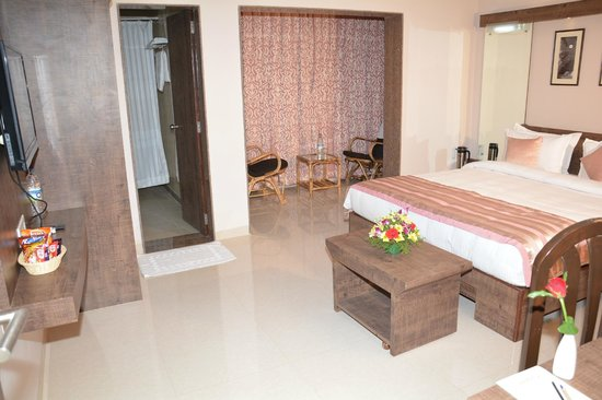 Boshan Hotels : Luxury Deluxe Room