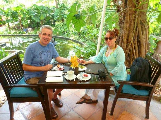 Anantara Hua Hin Resort: Great breakfast at the Anantara Hua Hin !