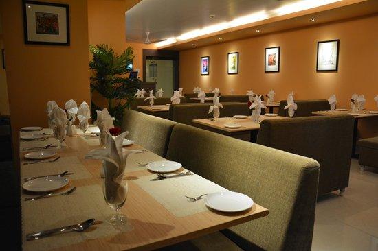 Boshan Hotels : Mapuche a Goan Special Fine Dining Restaurant