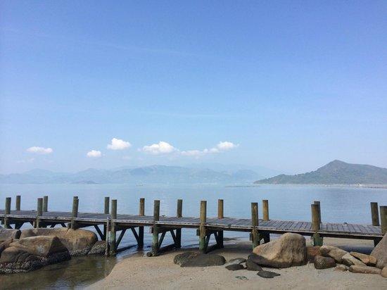 L'Alyana Ninh Van Bay: Breakfast view