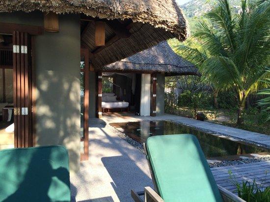 L'Alyana Ninh Van Bay: Good deck chairs