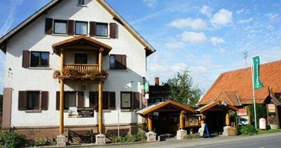 Hotel Engel: Eingang