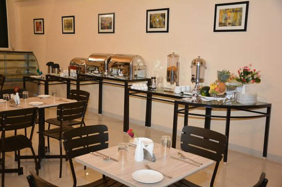 Boshan Hotels : Coffee Shop