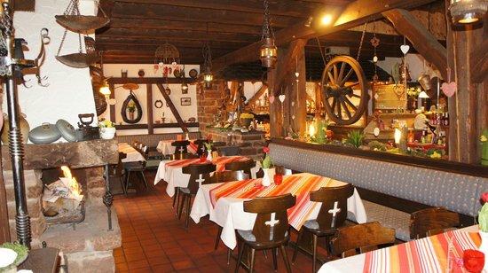 Hotel Engel: Restaurant