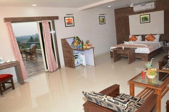 Boshan Hotels : Suit Room