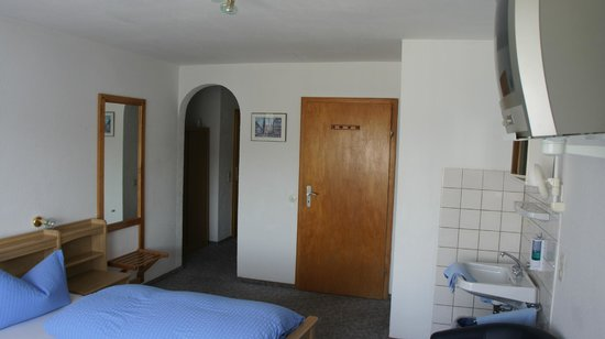 Hotel Engel: Zimmer