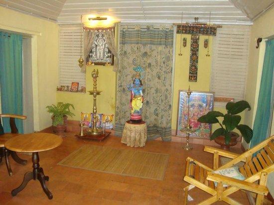 Ambady Estate: The Reception Area