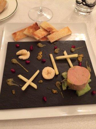 Boat aux Saveurs : Foie gras