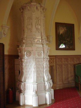 Trakoscan Castle (Dvor Trakoscan): inside