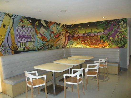 YOTEL New York at Times Square West : Le resto