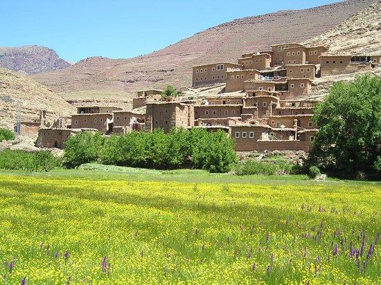 Trek Maroc Voyage: vallée heureuse