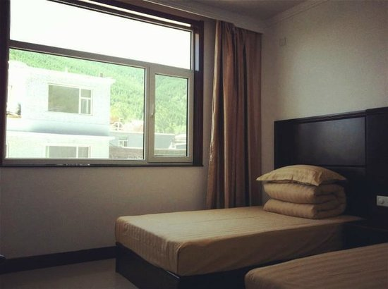 Wutaishan Runaway International Youth Hostel: The Double room