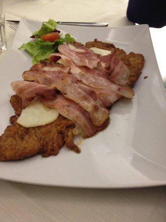 Il Pinzimonio: bacon + scamorza