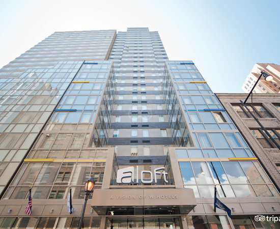 Photo of Hotel Aloft New York Brooklyn at 216 Duffield Street, Brooklyn, NY 11201, United States