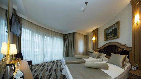 Aprilis Hotel : Standart Twin