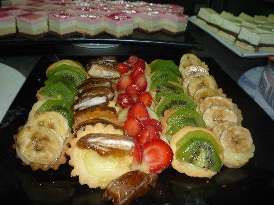 IBEROSTAR Averroes: Desserts St Sylvestre