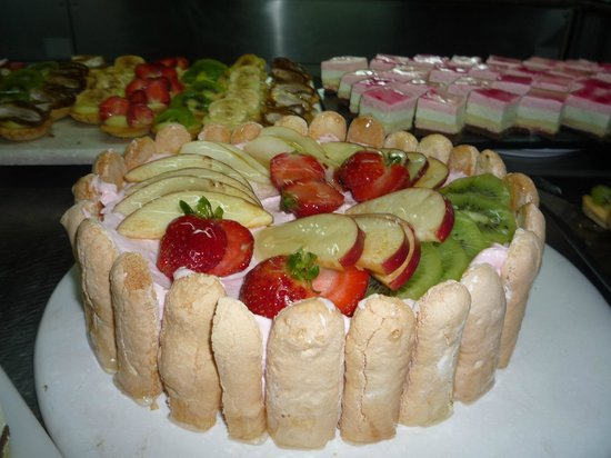 desserts st sylvestre photo de iberostar averroes hammamet tripadvisor