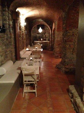 Villa Scati: Ristorante