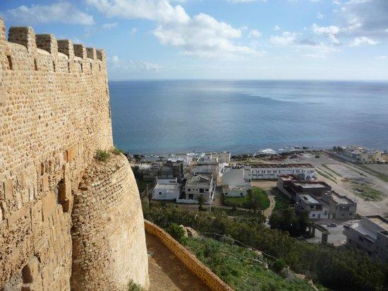 Iberostar Averroes : Vue du Fort du  Kelibia