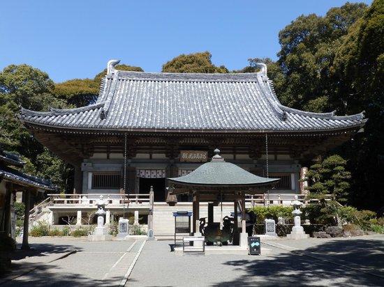 Kongochoji Temple: 本堂