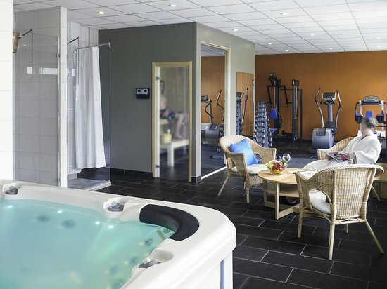 Ibis Styles Stockholm Jarva: Spa and gym