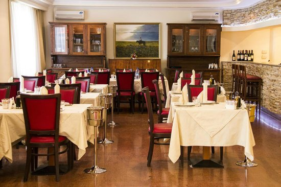 Pushkin Hotel: Restaurant - Ресторан
