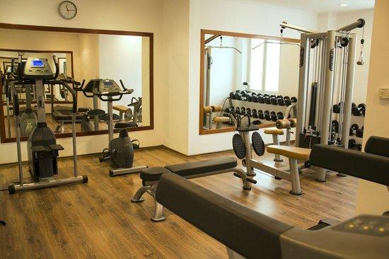 Pushkin Hotel: Gym - Спортзал