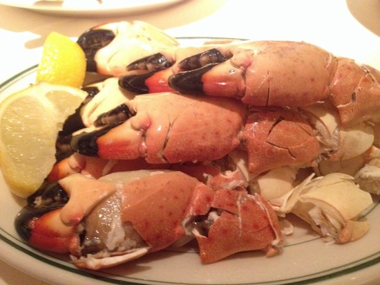Joe's Seafood, Prime Steak and Stone Crab: Stone Crab Claws