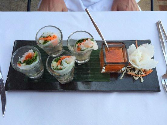 Zazen Restaurant: Starter