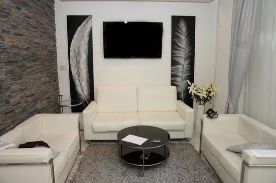 Pushkin Hotel: VIP room - ВИП зал