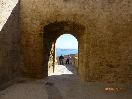 Castillo de Santa Bárbara: Alicante