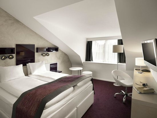 Ibis Styles Stockholm Odenplan : Double room