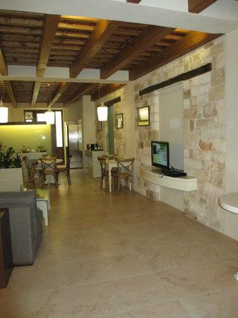 Palazzo Duca Hotel: Salle du petit déjeuner