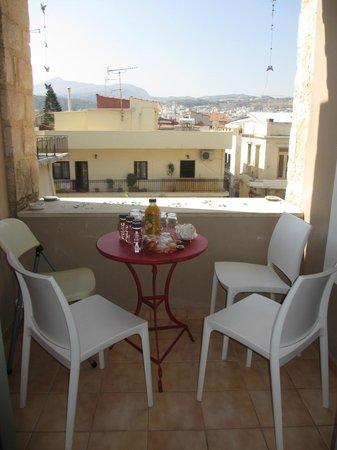 Novecento Studios : Petit balcon